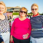 Eileen Powers, Jill Arace, Elaine Arace