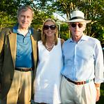 Ed Cox, Camille Douglas, Howard Cox