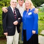 John Griffin, Tom Edmonds, Carol Lee Griffin