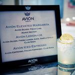Avion Cocktails