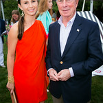 Georgina Bloomberg, Mayor Michael Bloomberg