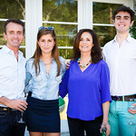 Frederico Azevedo, Livia Azevedo, Helen Cleland, Lorenzo Azevedo