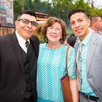 Chef Danny Avalos, Marie Ann Mordeno, Chef Carlos Roa