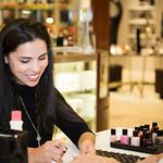 Ingrid Falino (Saks Manicurist)