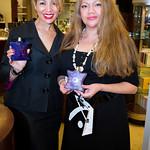 Angie Paulino, Doris Revas (Saks Makeup and Beauty Specialists)