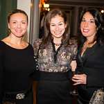 Angela Pellegrino, Sarina Tomel, Ann Marie Skaf