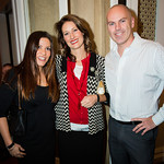 Elisa Eletto, Rachel Finnegan, Michael Finnegan