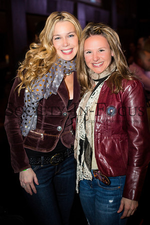 Mary Cummings and Stacy Puttick Attend the Long Island Pulse February 2013 Cover Party at Insignia in Smithtown