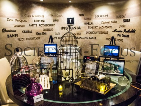 Luxury Lifestyles Display at Insignia in Smithtown