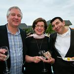 Michael Mathieson, Marie Ann Mordeno, Danny Avalos