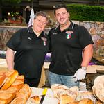 Guiseppe Mauro, Agostino Mauro (Cardinali Bakery)