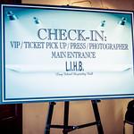 Press entrance
