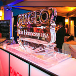 Diageo Moet Hennessy USA Ice Sculpture