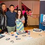Kayla Brown, Kevin Guerrero, Samantha Harris - 92.3 AMP Radio