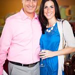Steve Vogel, Jessica Loggia