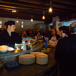 Sushi Bar at Jellyfish Restaurant