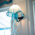 Jellyfish Sconce