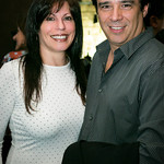 Donna Tomaselli, Steve Lawrence