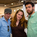 Daniel Larussa, Jennifer Amazon, Chris Cavanna