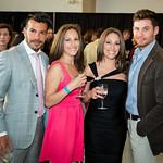 Scott Levinsohn, Michelle Zuccaro, Nicole Zuccaro, Chris Algieri
