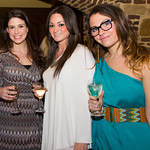 Lauren Villano, Sarah Elgut, Melissa Scarnati