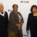 Debra McNeil, Kathleen Cole, Elsie Revis