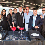 Jackie Lobo, Maria Siringo, Mary Ann Caputo, Nick Woll, Marty Purchick, Shawn Elliott, John Messina, Seth Levy (Shawn Elliott Luxury Homes)