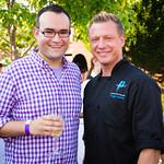 Rob Petrone, Chef Gregg Lauletta