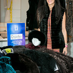 Elizabeth Kyrou with Dimitri Fine Furs and Leather