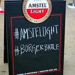 Amstel Light Burger Battle