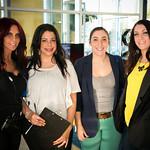 Terry Vogel, Melissa Marinovich, ?, Lisa Colavito (Event Kings)