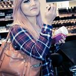 Eleanor Cadavillo Shopping at Sephora
