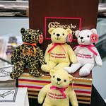The Cheesecake Factory Bears