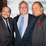James Lipton, Gary Springer, Rod Gilbert
