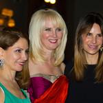Jean Shafiroff, Sara Herbert-Galloway, Gayle Perry Sobel