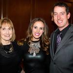 Lynn Bozof, Samantha Busch, Kyle Busch
