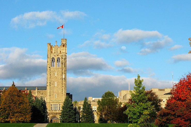 No matter who you are, you know how things work around campus. Here's GIFs that show what being a student at University of Western Ontario is really like.