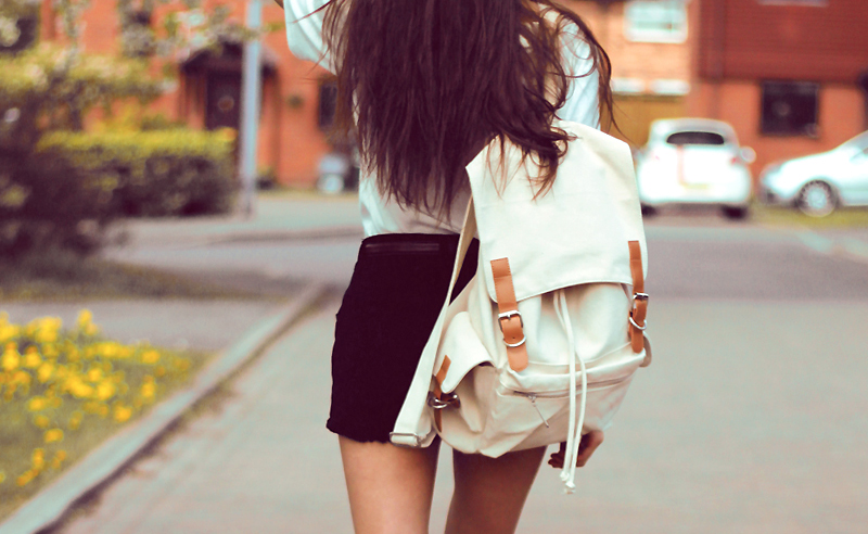 From handbags to rucksacks, backpacks, clutches and cross body bags, these are all versatile and cute bags that every girl needs in her closet!