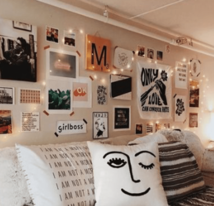 Your dorm room is the place you will spend most of your time in while at university. Here are 10 ideas to have in your dorm that will help you relax and de-stress when school gets tough!