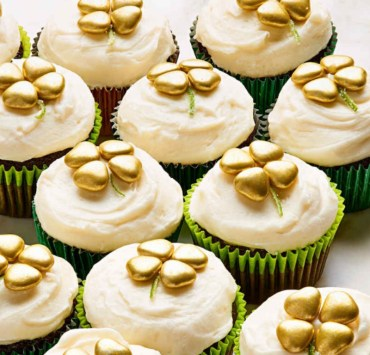 Don't make last year's mistake; with these St. Patrick's Day desserts, you'll be more than ready! (With or without Jim.)