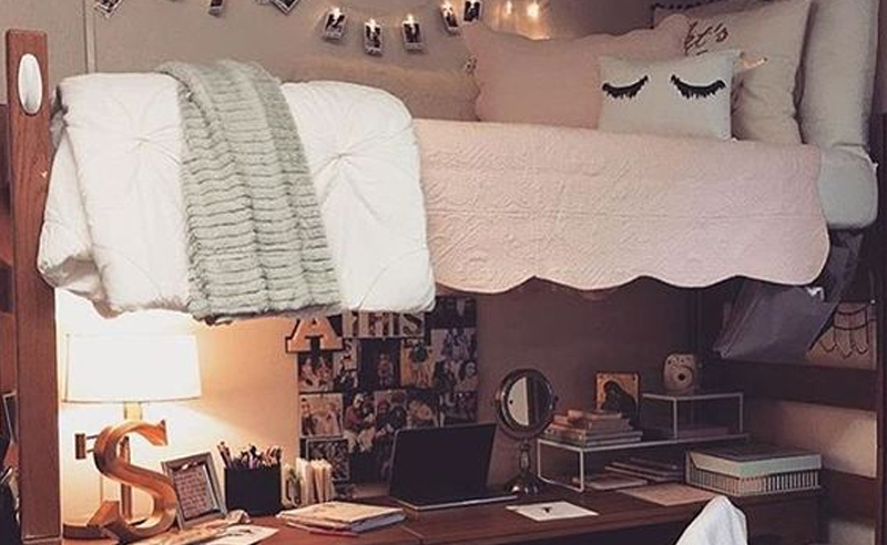 10 Cleaning Hacks For Your Dorm Room