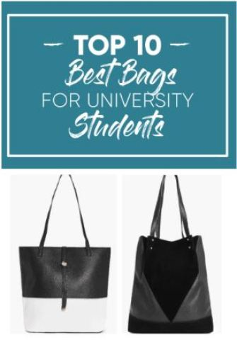 10 Best Bags From University Students