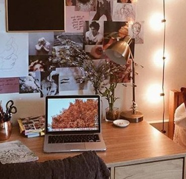 If you're heading off to university and want to decorate your dorm, here are some ideas for how to make your dorm room fancy AF on a uni budget!