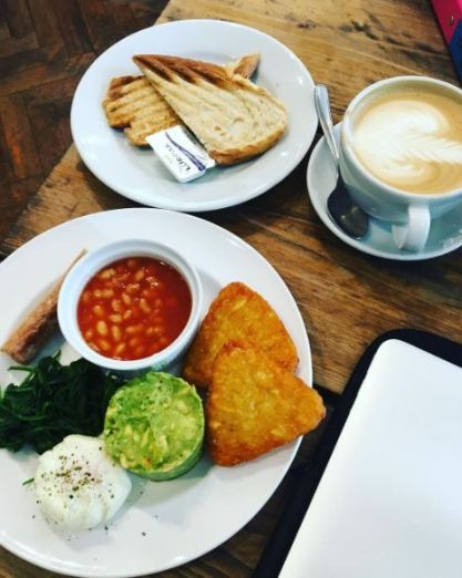 Top 10 places to get brunch in Newcastle!