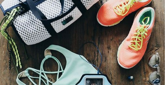 It's important that you always have the essentials in your gym bag so you are prepared for any situation. Here are the 10 items that you need to have!