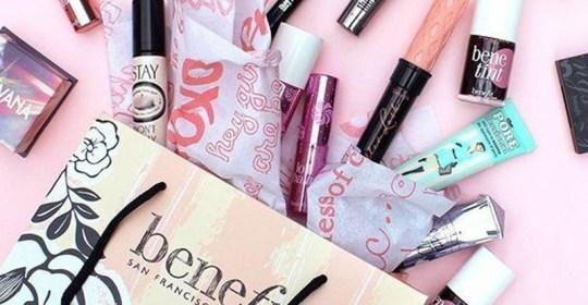 These benefit makeup products are the BEST, and definitely belong in your makeup bag! The beauty brand is known for it's quality, and you'll fall in love with the glam once you use it!