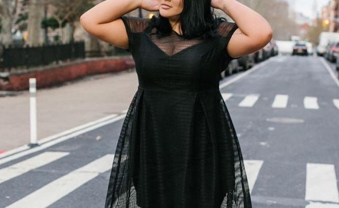 5 Brands With Sexy Plus Size Going Out Dresses Society19 Uk