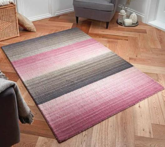 This is one of the best cute rugs for a flat!