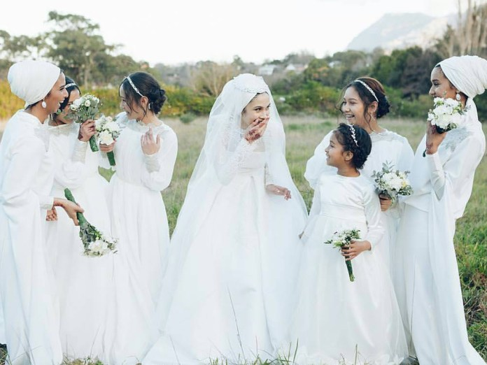 6fd91ed33b8 10 Wedding Hijab Styles That Are Stunning