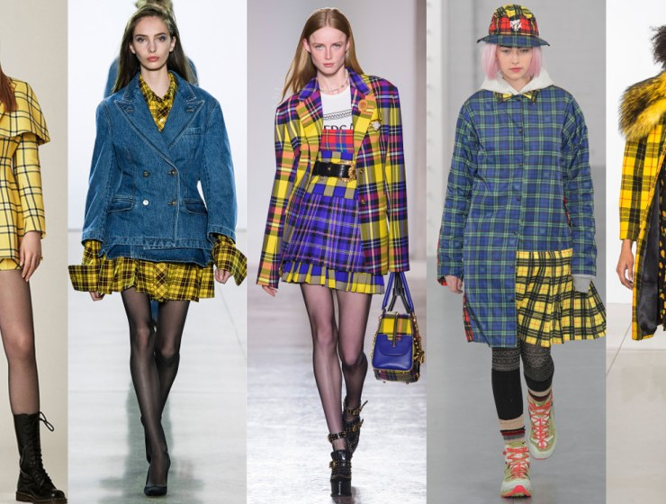 Are you wondering all of the different ways you can accessorise check styles in your wardrobe? From layering to pattern and textile mixing, checks can be dressed up or dressed down. We've rounded up the best ways to wear check styles this season.